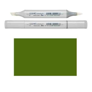 Copic Sketch - YG99 Marine Green class=