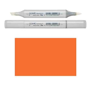 Copic Sketch - YR07 Cadmium Orange