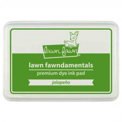 Lawn Fawn Jalapeno Ink Pad