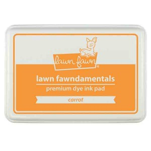 Lawn Fawn Carrot Ink Pad