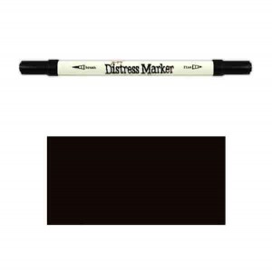 Tim Holtz Distress Marker - Black Soot