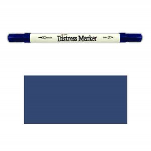 Tim Holtz Distress Marker - Chipped Sapphire class=