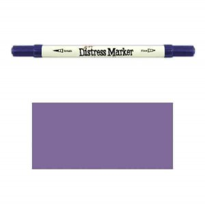 Tim Holtz Distress Marker - Dusty Concord