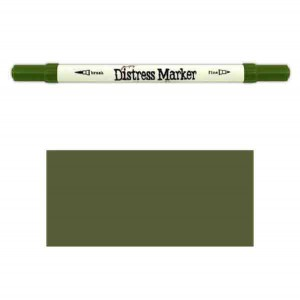 Tim Holtz Distress Marker - Forest Moss class=