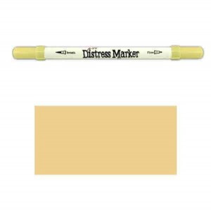 Tim Holtz Distress Marker - Scattered Straw class=