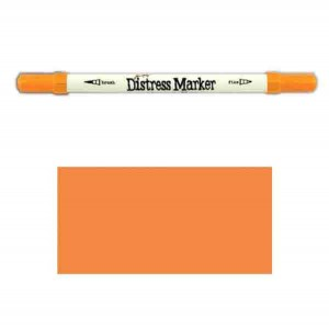 Tim Holtz Distress Marker - Spiced Marmalade