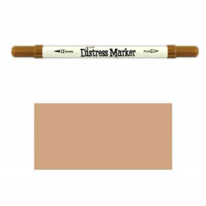 Tim Holtz Distress Marker - Tea Dye class=