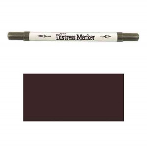 Tim Holtz Distress Marker - Walnut Stain class=
