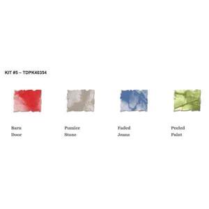 Tim Holtz Mini Distress Ink Pad Kit #5 class=