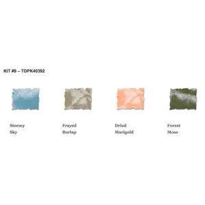 Tim Holtz Mini Distress Ink Pad Kit #9 class=