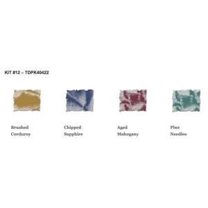 Tim Holtz Mini Distress Ink Pad Kit #12 class=