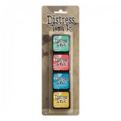Mini Distress Ink Pad Kit #13