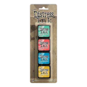 Mini Distress Ink Pad Kit #13