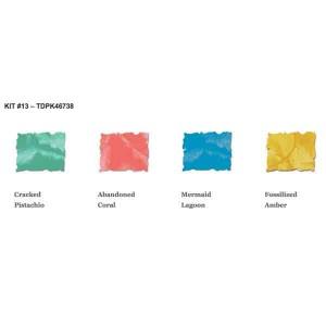 Tim Holtz Mini Distress Ink Pad Kit #13 class=