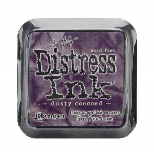 Dusty Concord Distress Ink Pad
