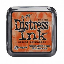 Spiced Marmalade Distress Ink Pad