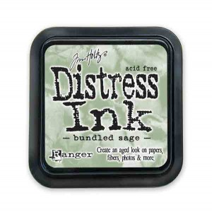 Bundled Sage Distress Ink Pad