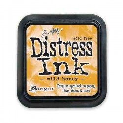 Tim Holtz Distress Ink Pad - Wild Honey
