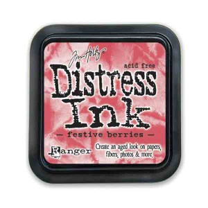 Festive Berries Distress Ink Pad