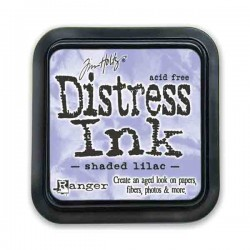 Shaded Lilac Distress Ink Pad