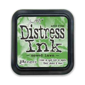 Mowed Lawn Distress Ink Pad