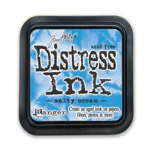 Salty Ocean Distress Ink Pad