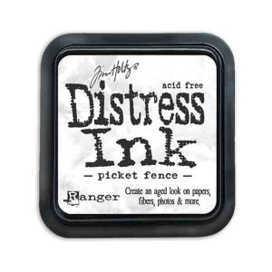 Tim Holtz Distress Ink Pad - Picket Fence
