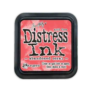 Abandoned Coral Distress Ink Pad