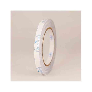 "Clear Double-Sided Adhesive Tape, 10mm (3/8"" wide) class="