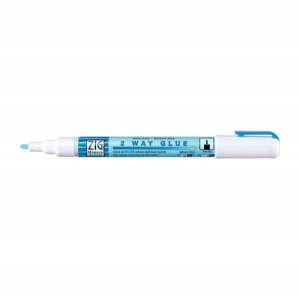 Zig 2 Way Glue Pen, Fine Point