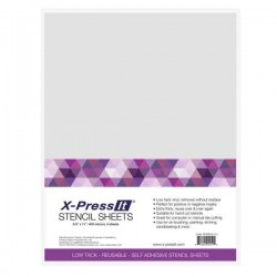 X-Press It Stencil Sheets