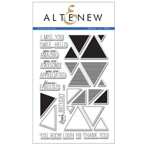 Altenew Sohcahtoa Stamp Set