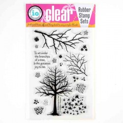 Branches of a Tree Stamp Set