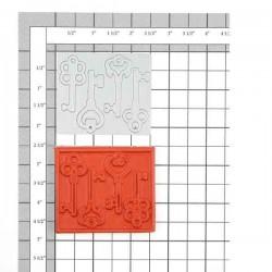 Key Block Stamp & Die Duo