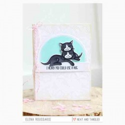 Purrrfect Stamp Set