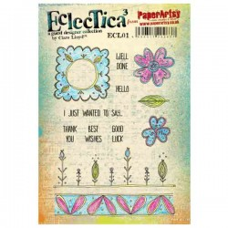 Eclectica3 by Clare Lloyd - ECL01