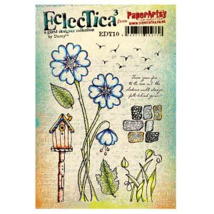 Paper Artsy Eclectica3 by Darcy - EDY10 class=