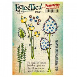 Paper Artsy Eclectica3 by Darcy - EDY11