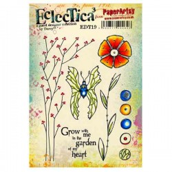 Paper Artsy Eclectica3 by Darcy - EDY19