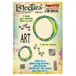 Paper Artsy Eclectica by Emma Godfrey - EEG15