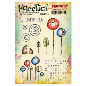 Eclectica3 by Kim Dellow - EKD01