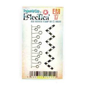Paper Artsy Eclectica3  - EM17 Mini Stamp Set