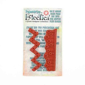 Paper Artsy Eclectica3  - EM17 Mini Stamp Set class=