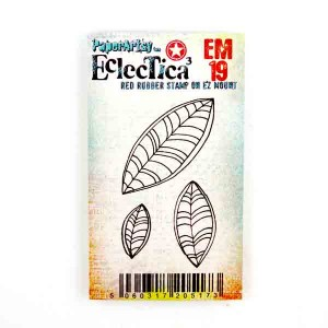 Paper Artsy Eclectica3 - EM19 Mini Stamp Set