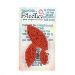 Paper Artsy Eclectica3 - EM19 Mini Stamp Set class=