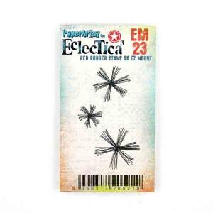 Paper Artsy Eclectica3 - EM23 Mini Stamp