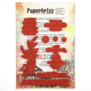Paper Artsy Eclectica3 by Sara Naumann - ESN17 class=