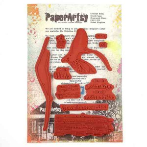 Paper Artsy Eclectica3 by Sara Naumann - ESN18 class=