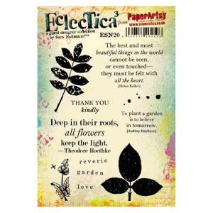 Paper Artsy Eclectica3 by Sara Naumann - ESN20