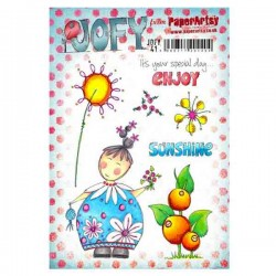 Paper Artsy JOFY 41 Stamp Set